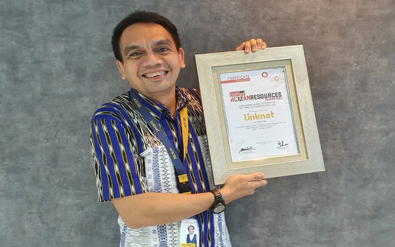Penghargaan link net