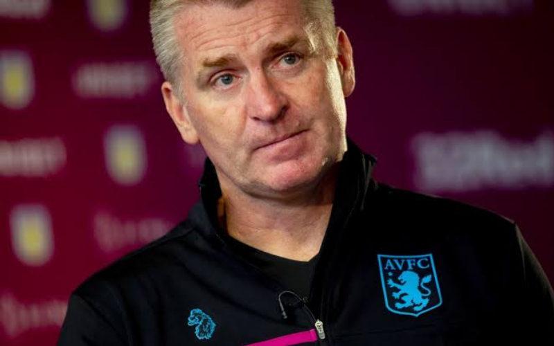 Manajer Aston Villa, Dean Smith - Avc