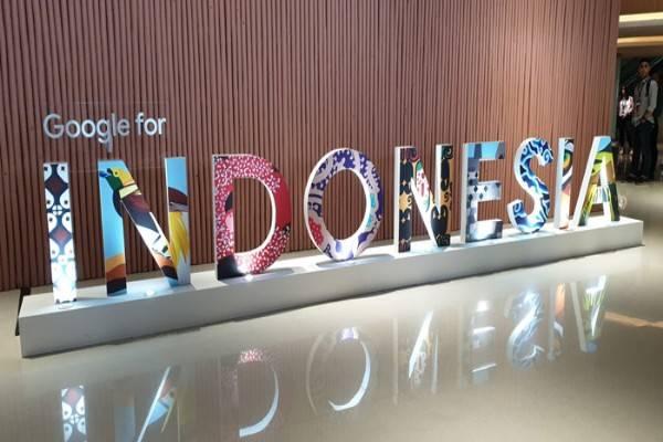 Kantor Google di Jakarta, Indonesia. JIBI/BISNIS - Syaiful Milah