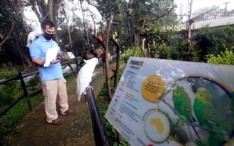 Kebun Binatang Bandung - Bisnis