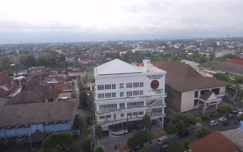 Lanskap Yogyakarta. - Bisnis/Nancy Junita