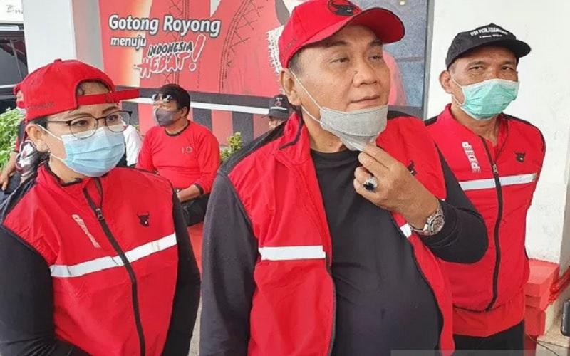 Ketua DPD PDI Perjuangan Jawa Tengah Bambang Wuryanto. - Antara\r\n
