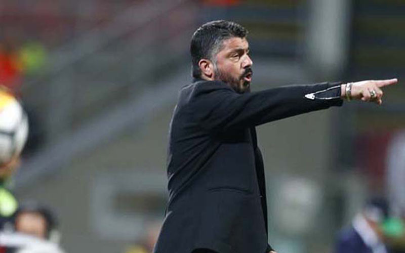 Gennaro Gattuso - Twitter@acmilan