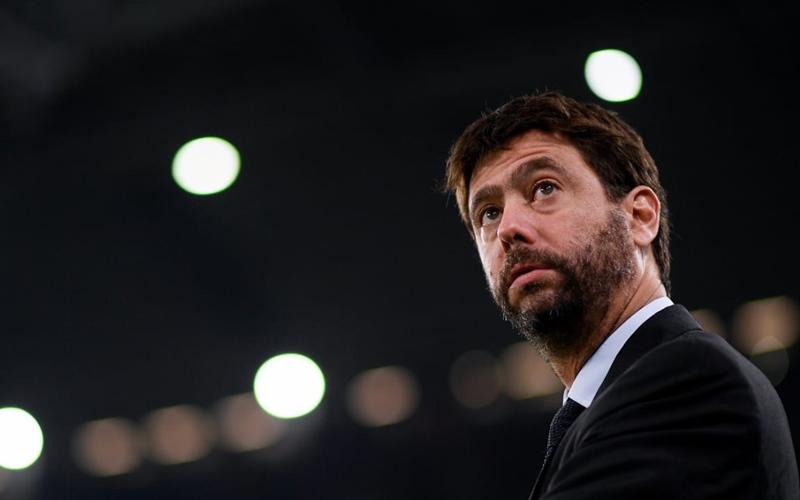 Presiden Juventus, Andrea Agnelli - Juventus