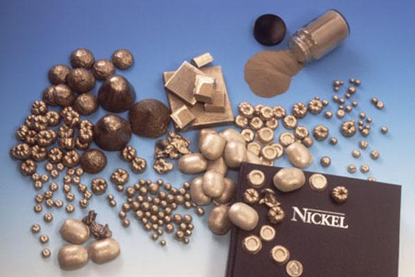 Nikel - Ilustrasi