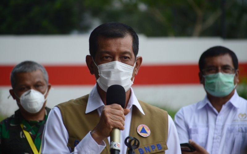 Kepala BNPB yang juga merangkap Ketua Satgas Penanganan Covid/19 Letjen TNI Doni Monardo / Istimewa