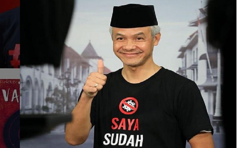 Gubernur Jawa Tengah Ganjar Pranowo. JIBI - Bisnis/Nancy Junita @ganjar_pranowo