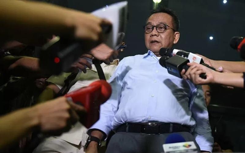 Ketua Balegda DPRD DKI Jakarta Mohamad Taufik. - Antara