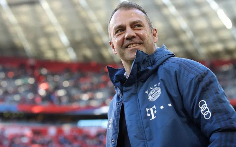 Pelatih Hans-Dieter Flick - Bundesliga.com