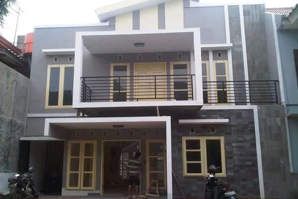 Renovasi rumah - Istimewa