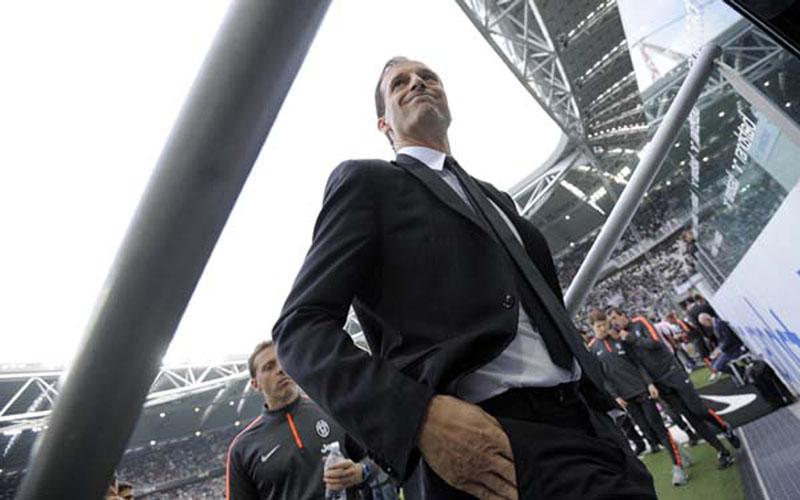 Massimiliano Allegri - Reuters