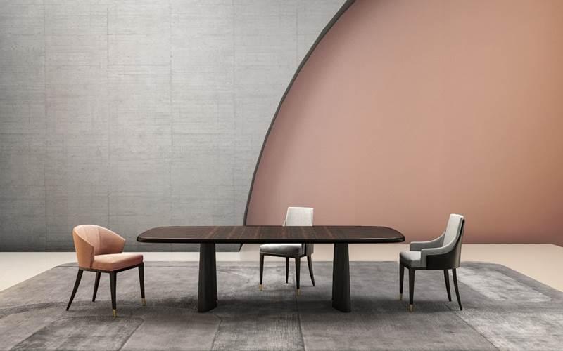 Ilustrasi furniture.