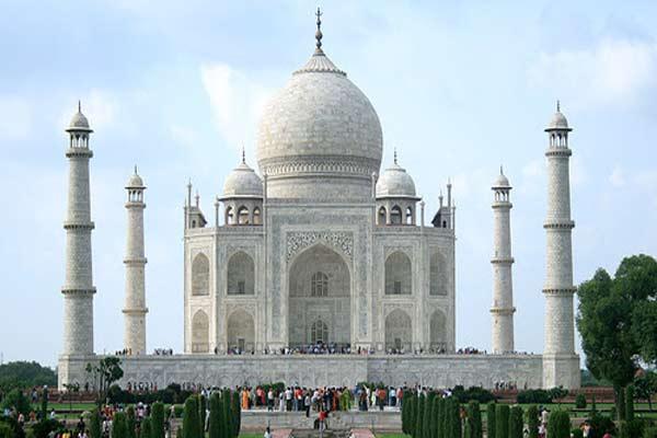 Taj Mahal.  - Taj Mahal