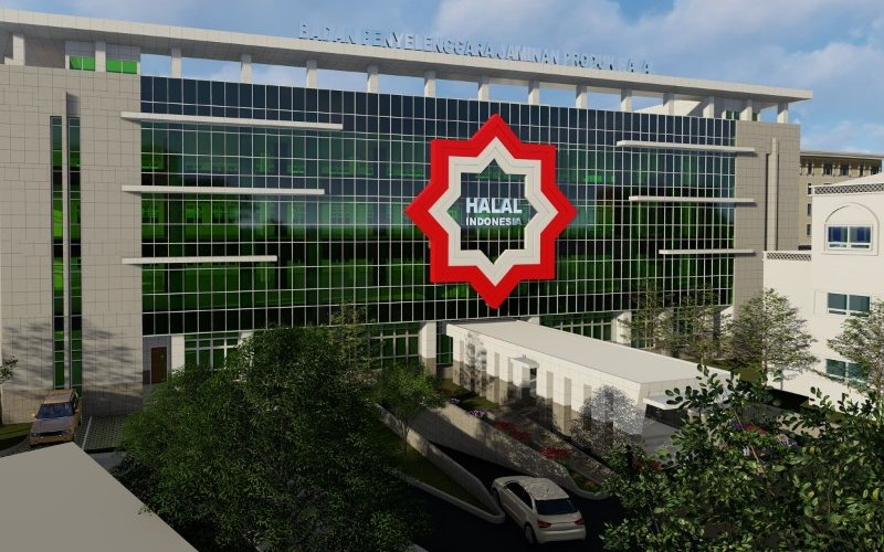 Badan Penyelenggara Jaminan Produk Halal (BPJPH) adalah sebuah badan yang terbentuk dibawah naungan Kementerian Agama. Halal.go.id