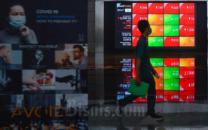 ISAT WSBP IHSG ELSA BBRI MNC Sekuritas: IHSG Menguat Terbatas, Buy on Weakness BBRI, WSBP, ELSA - Market Bisnis.com