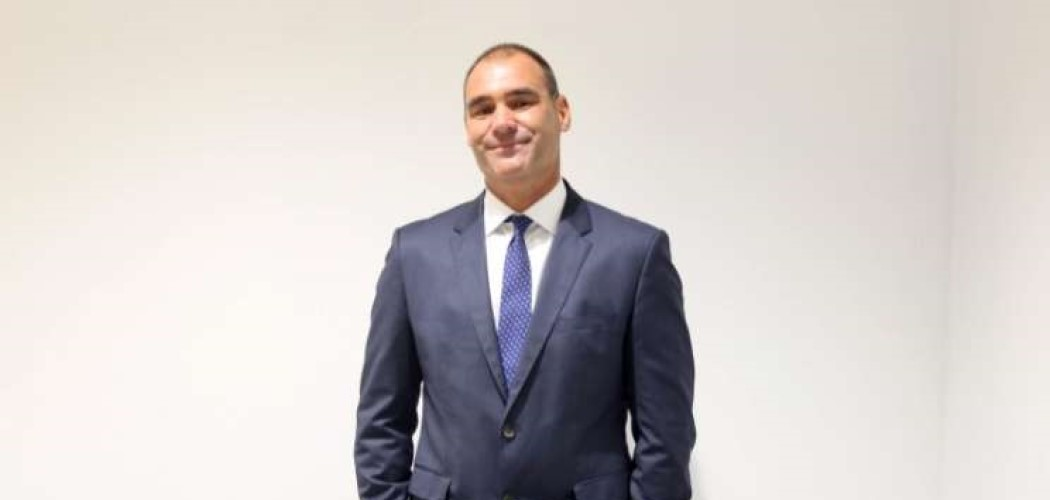CEO PT Hero Supermarket Tbk. Patrik Lindvall - Istimewa