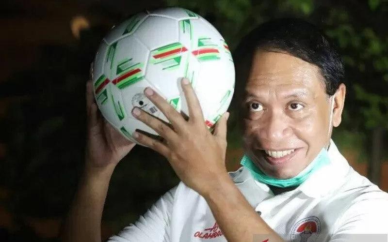 Menteri Pemuda dan Olahraga Zainudin Amali  - Antara