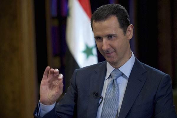 Presiden Suriah Bashar al-Assad - Reuters