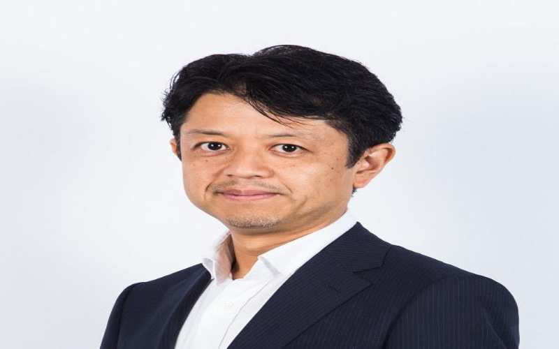 Joji Yamamoto, Presiden Direktur PT NEC Indonesia. - Istimewa