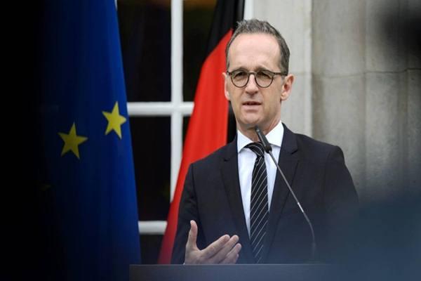 Menteri Luar Negeri Jerman Heiko Maas - Istimewa