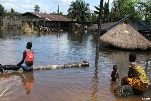 Banjir di Nigeria - pannigeriavoice.com