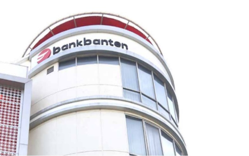 PT Bank Pembangunan Daerah Banten (BEKS). - Dok. Bank Banten