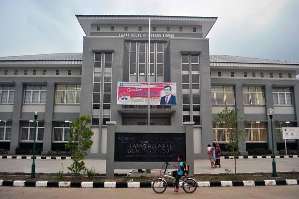 Lapas Gunung Sindur, Kabupaten Bogor, Jabar. - Antara