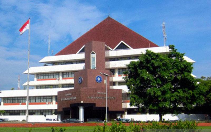 Gedung Rektorat IPB University. - ipb.ac.id