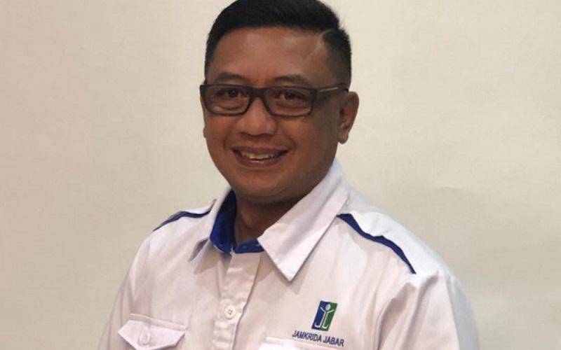 Ketua Pelaksana Charity Golf Tournament 2021 Arief Budiman