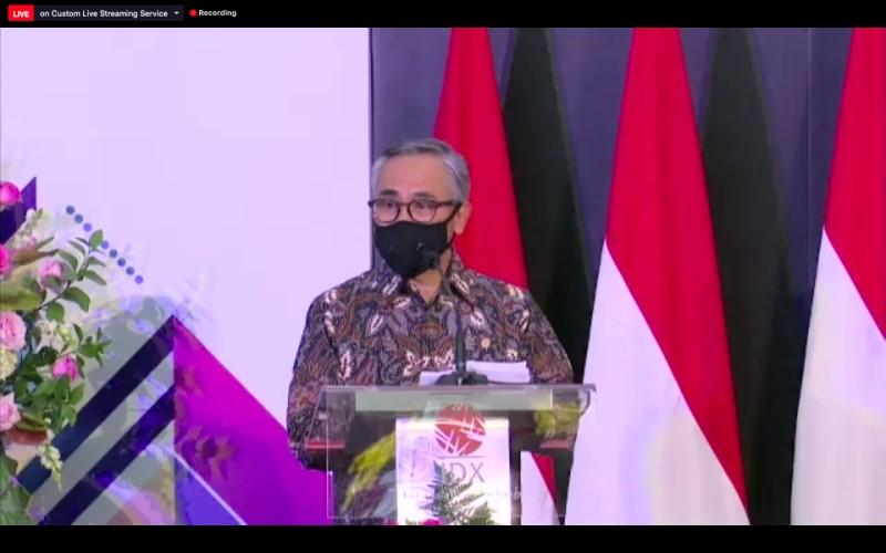 Ketua Dewan Komisioner OJK Wimboh Santoso