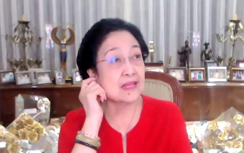 Ketua Umum DPP PDI Perjuangan (PDIP) Megawati Soekarnoputri. - Istimewa