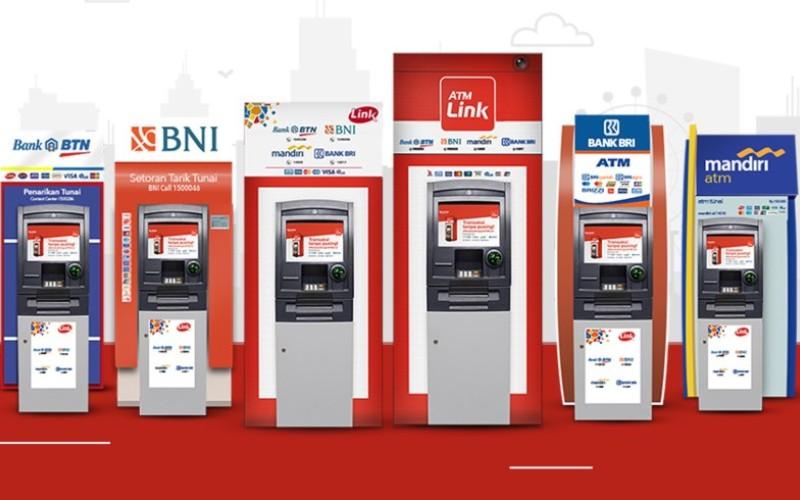 ATM Link. / ilustrasirnrn