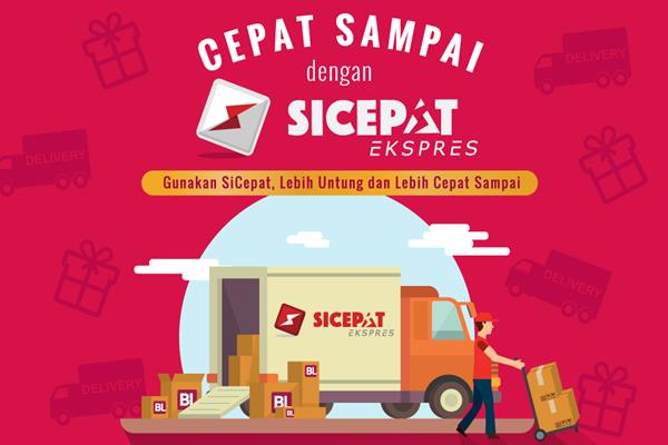 SiCepat Ekspres - Istimewa