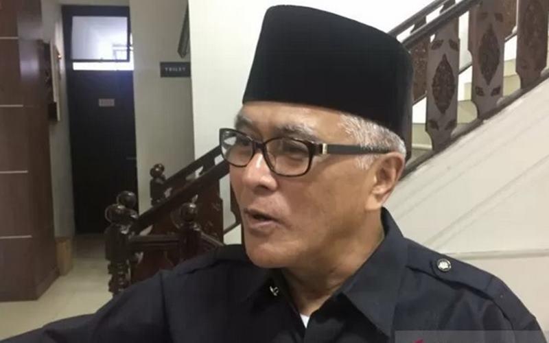 Anggota Komisi II DPR RI Fraksi PAN, Guspardi Gaus. - Antara