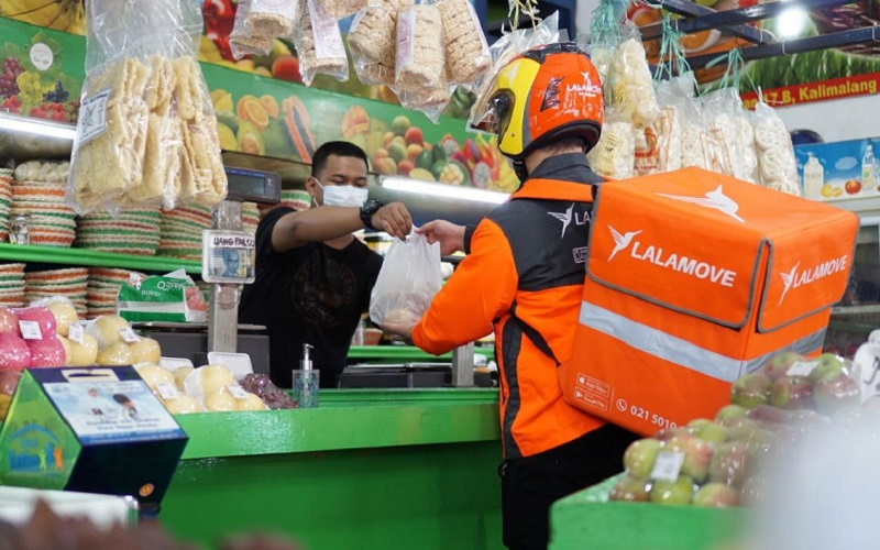 Jasa kurir on-demand Lalamove ekspansi ke Bandung Raya - Istimewa