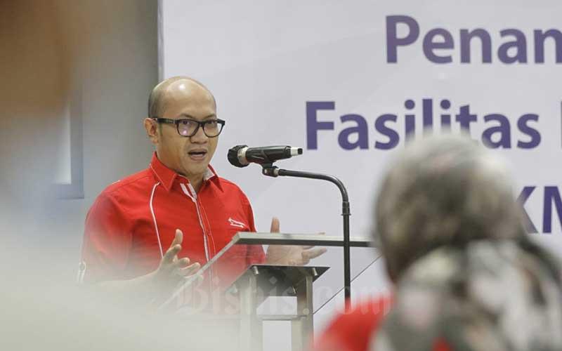 Mantan Direktur Utama Telkomsel Setyanto Hantoro - Bisnis - Himawan L Nugraha