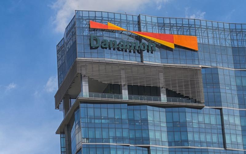 Gedung Bank Danamon - dokumen perusahaan