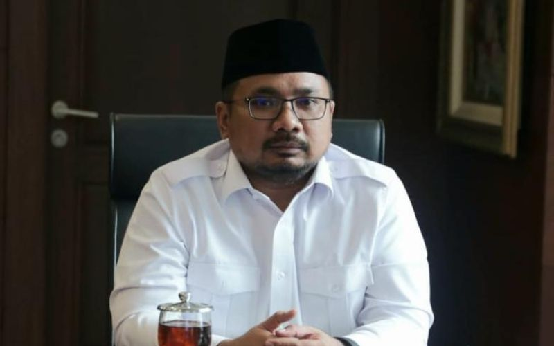 Menteri Agama Yaqut Cholil Qoumas  -  Dok. Kemenag