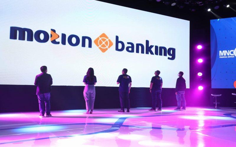 Peluncuran MotionBanking. - Istimewa