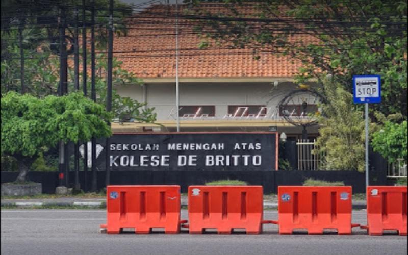 SMA Kolose De Brito. - Istimewa