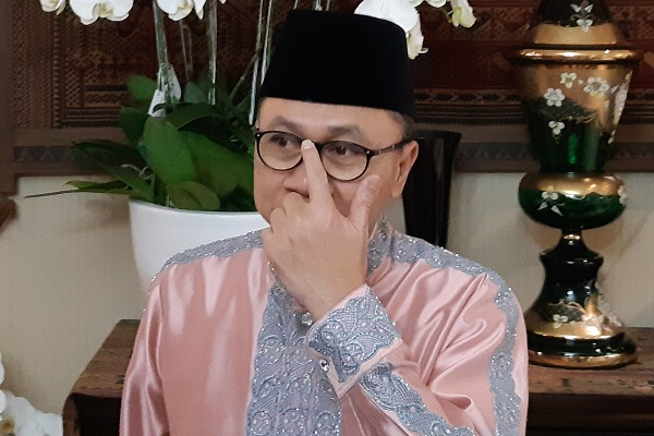 Ketua Majelis Permusyawaratan Rakyat Zulkifli Hasan - Bisnis.com - Samdysara Saragih