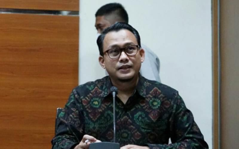 Plt. Juru Bicara KPK Ali Fikri/Antara - HO/Humas KPK