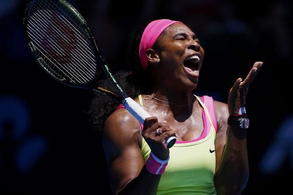 Petenis putri Amerika Serikat Serena Williams/Reuters - Issei Kato