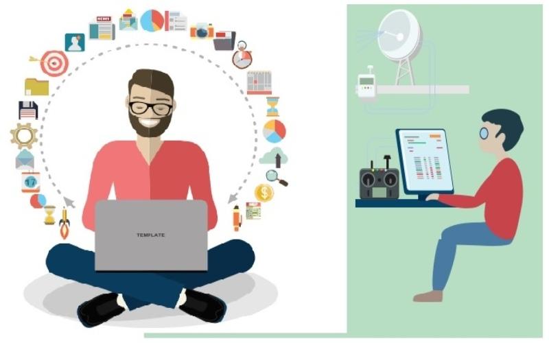 GENERASI TERAMPIL SIAP TAMPIL : Keahlian Digital Kian Vital