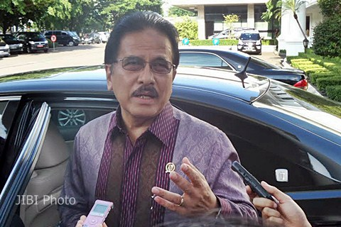 Menteri ATR/Kepala BPN Sofyan Djalil./Bisnis - Akhirul Anwar