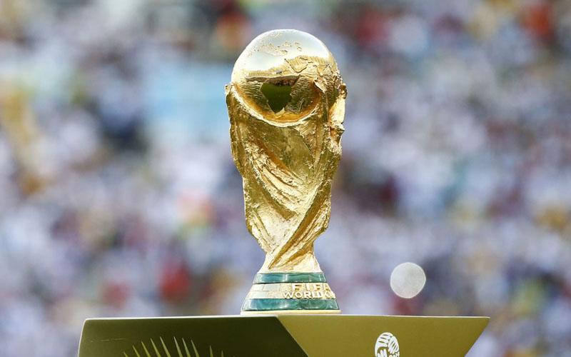 Trofi Piala Dunia - FIFA.com