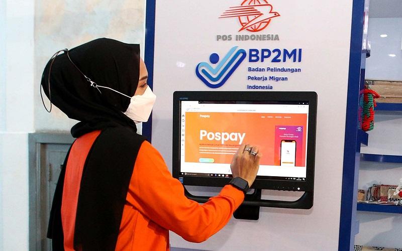 Layanan Pospay PT Pos Indonesia (Persero) - Bisnis
