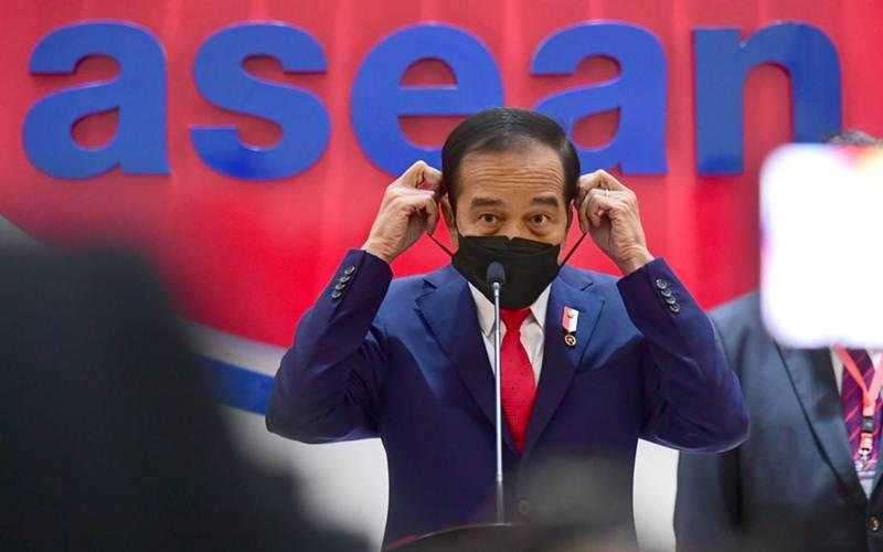 Presiden Joko Widodo - BPMI Setpres
