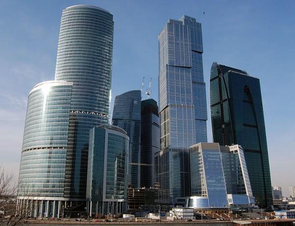 Ibu Kota Rusia, Moskow