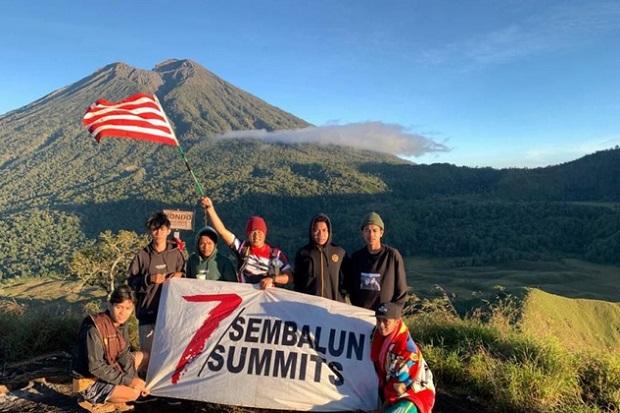 Sembalun Summits